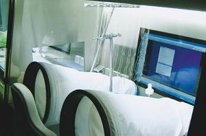 berner cytotoxic isolator inside
