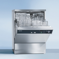 miele under counter glassware washer safety
