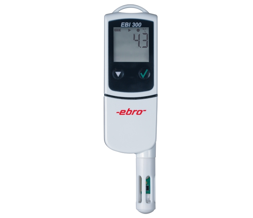 Ebi 300 TH- Relative humidity monitoring in storages and during transports