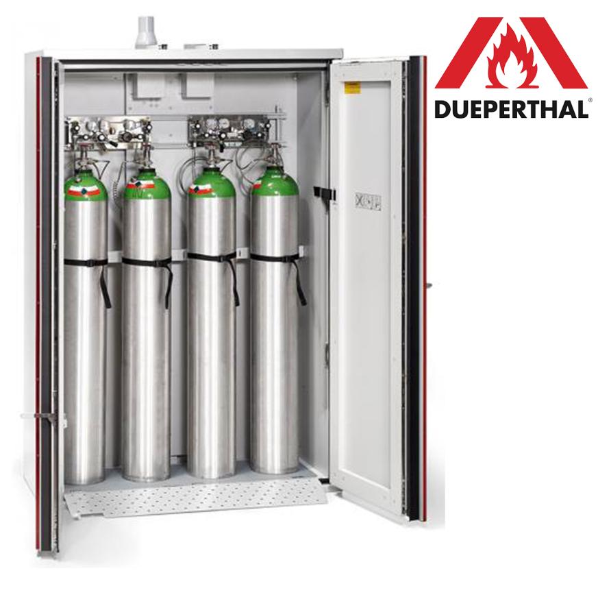 Safety Storage Cabinet for Pressure Cylinder