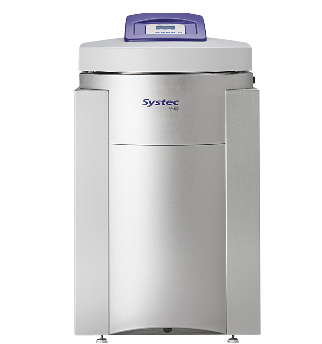 Top Loading Autoclave