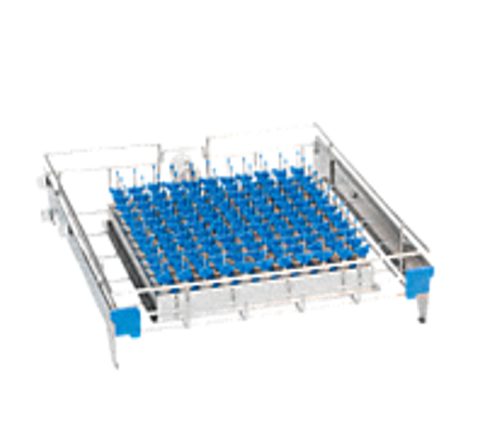 Module for HPLC vial