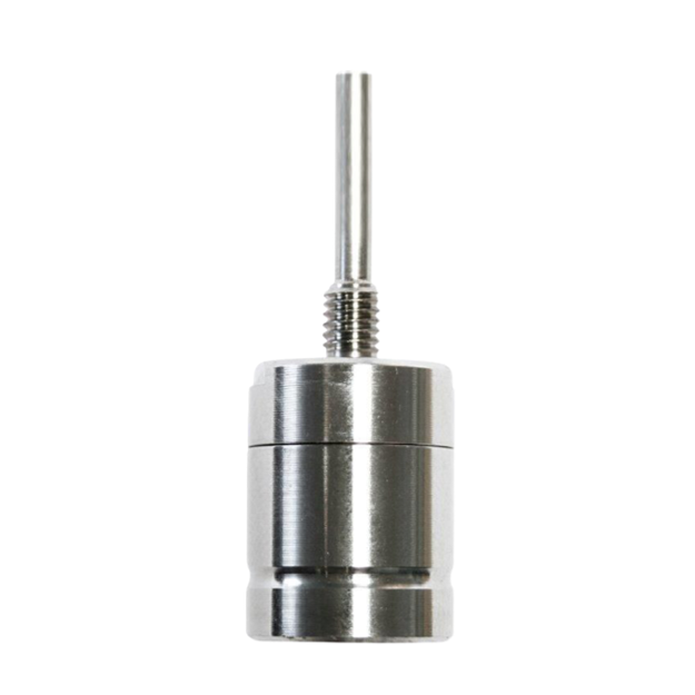 Rigid blunt metal probe temperature probe. Used for process and product monitoring