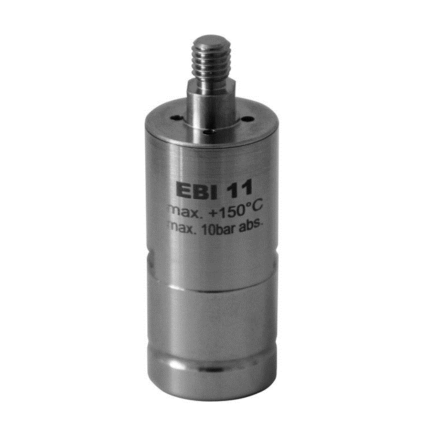 Mini Pressure/Temp Data Logger. Temp. and pressure monitoring under cramped conditions. Temp. resistant up to +150 °C